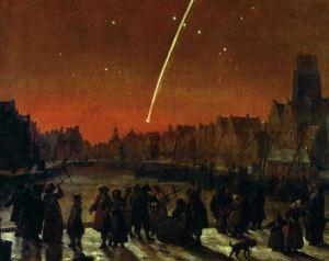 gran cometa 1680