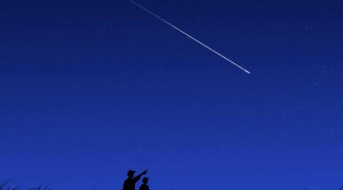 ¿Os cuento mis sueños astronómicos?