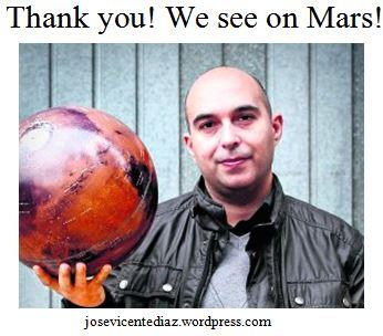 Nuevo vídeo Mars One