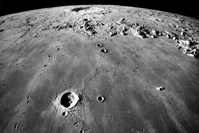 Empiezan las Experiencias Astronómicas: La Luna