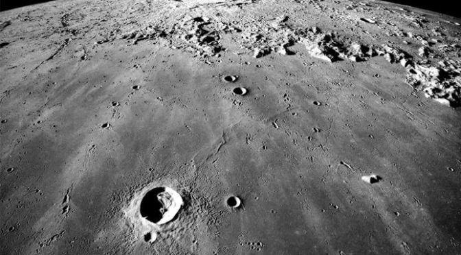 45º aniversario de la llegada a la Luna
