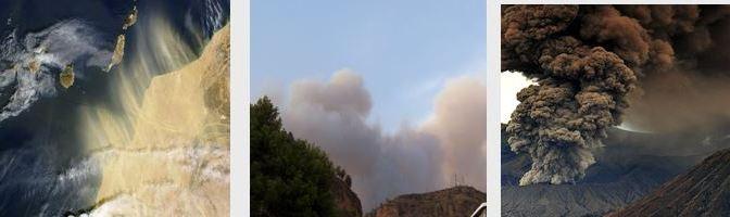 Aerosoles atmosféricos…¿Que son?