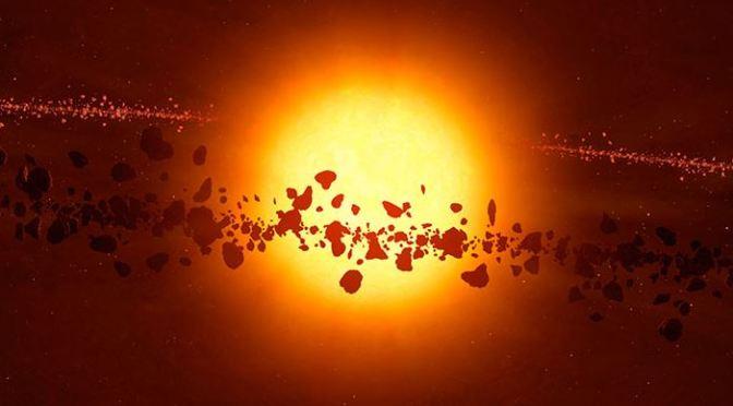 Los cuerpos menores: Reliquias de la formación del Sistema Solar
