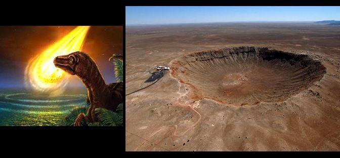 Meteoritos: Los viajeros del sistema solar