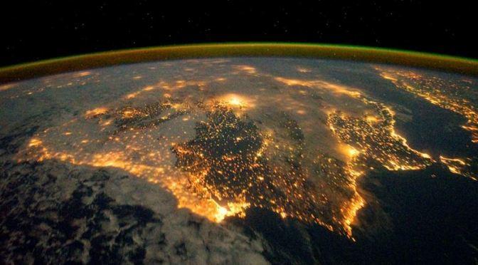 Luchemos contra la Contaminación Lumínica