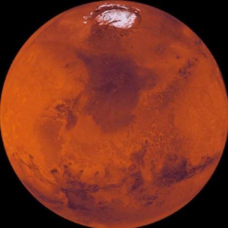 El Planeta Marte   UNIVERSO Blog