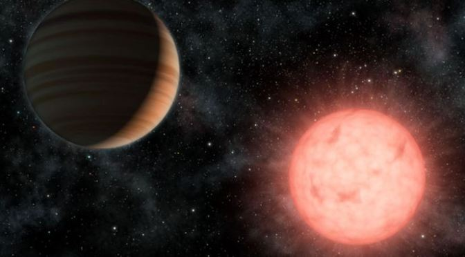 Cómo encontrar Exoplanetas