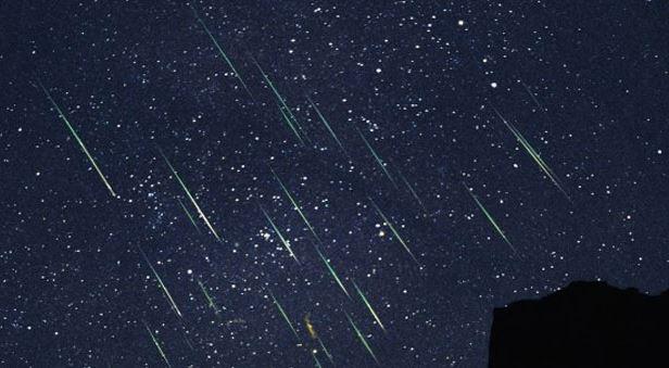 El día 21 lluvia de estrellas fugaces: Las Orionidas