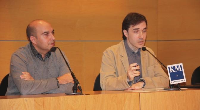 Conferencia en Donostia