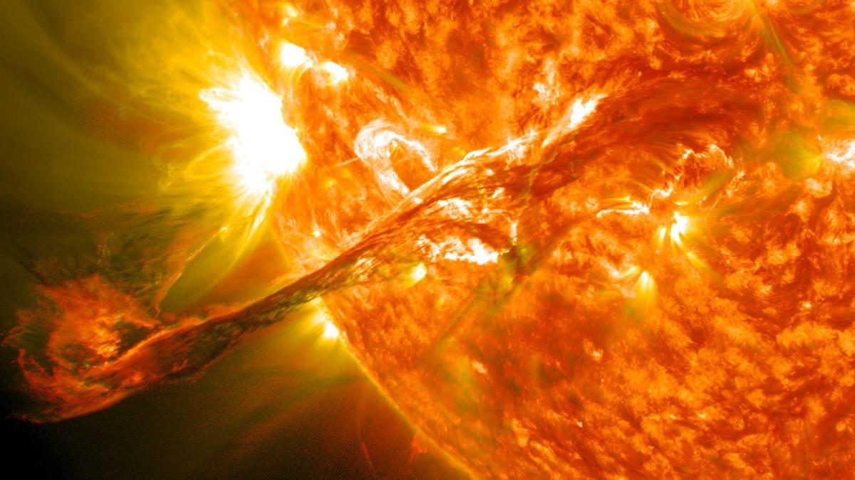 El futuro del Sol y de la Tierra...