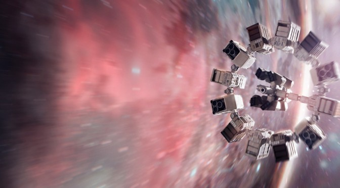 Interstellar: Impresionante