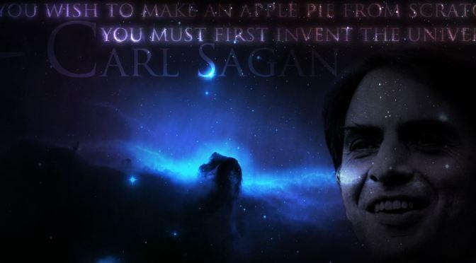 Citas de Carl Sagan