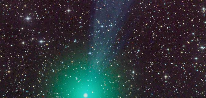 Introducción de Cometas en Stellarium