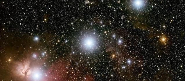 Orión: La gran constelación de Invierno