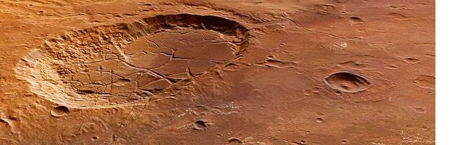 Unas pinceladas sobre Marte