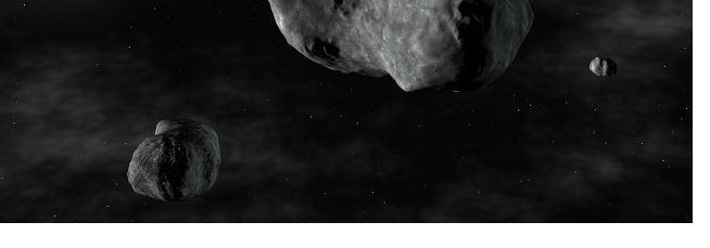 ¿Quién decide los nombres de asteroides y cometas?