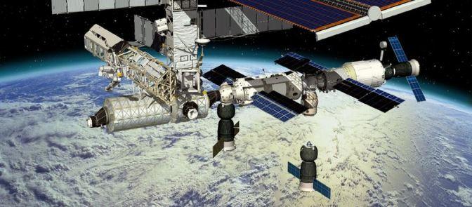 Impresionante: La Tierra desde la ISS
