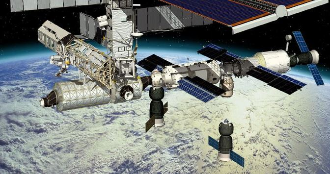 Impresionante: La Tierra desde la ISS en directo