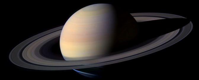 Los maravillosos descubrimientos en Saturno