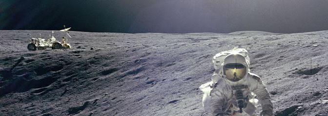 Miles de imágenes de la misión Apolo