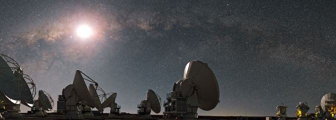 Podcast Astronomía