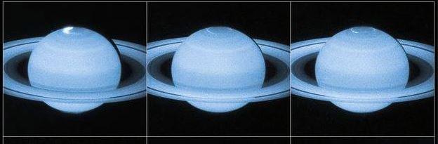 Las Auroras de Saturno