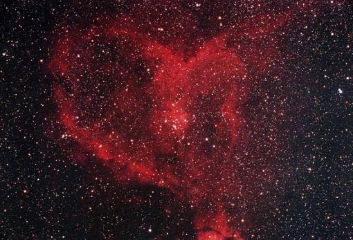 Nebulosa corazón