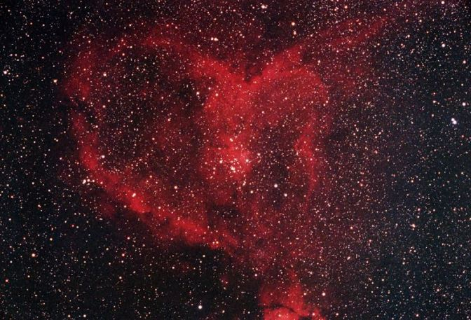 Corazones planetarios y galácticos