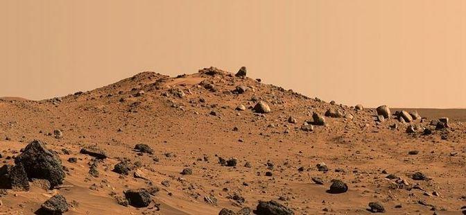 Claves para la búsqueda de vida en Marte
