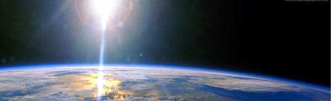 La esfericidad de la Tierra y su Traslación  alrededor del Sol