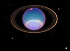 Urano anillos