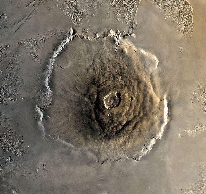 Monte Olimpo_NASA
