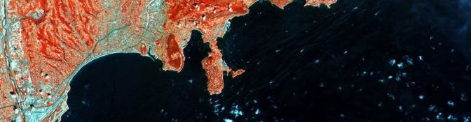 Espectaculares imágenes de Sentinel-2A