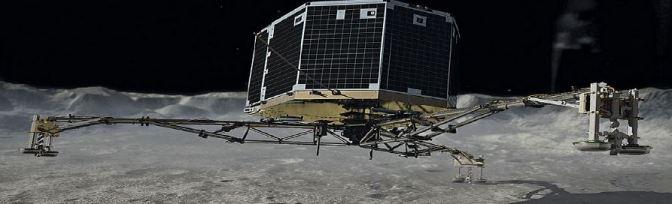 Philae, sueño eterno en un cometa