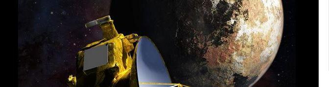 Nuevas imágenes de alta resolución de Plutón y Caronte