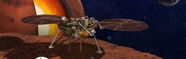 Envía tu nombre a Marte con la misión Insight