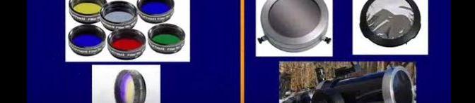 Telescopios: tipos y partes, en vídeo