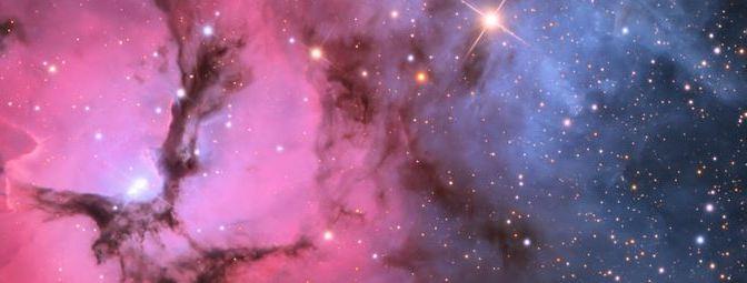 Maravillas del cielo: La Nebulosa Trífida