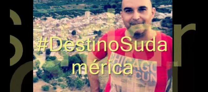 Destino Sudamérica.. entre las estrellas