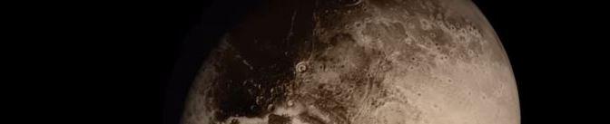 Rodeando a Plutón en 23 segundos