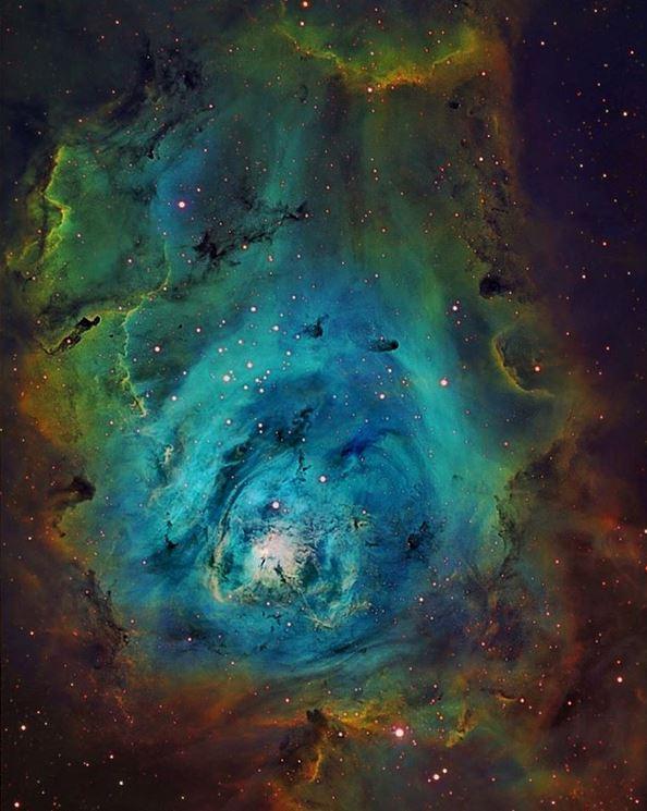 Nebulosa Laguna_Hubble