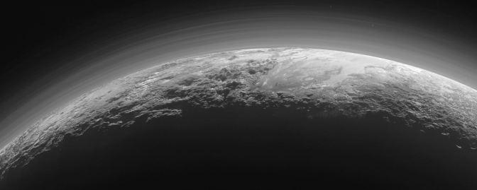 Maravillosas imágenes de Plutón