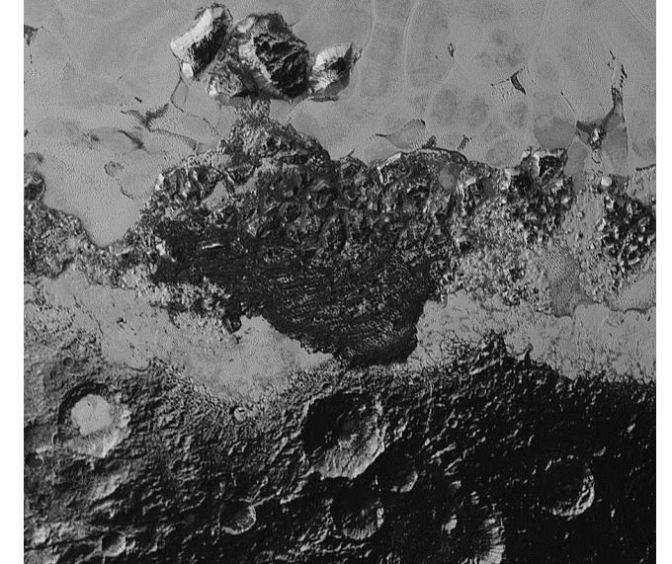 Nuevas imágenes de Plutón