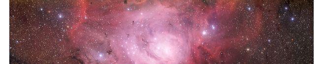 M8: Nebulosa de la Laguna