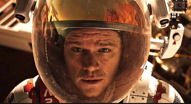 """The Martian"": Sublime"