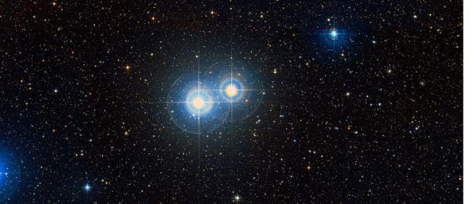 Alpha Capricorni la estrella híbrida