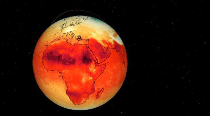 NASA's Eyes: Observación de la Tierra