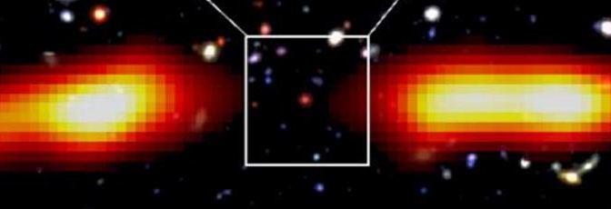 J021659-044920: Una radiogalaxia enorme