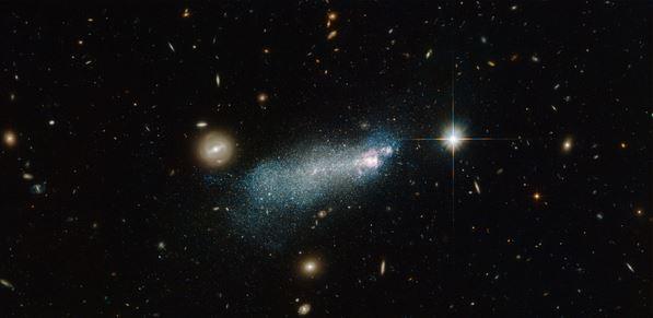 galaxia WR