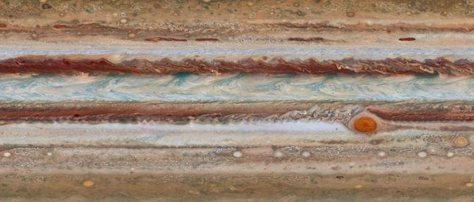 Jupiter en 4k Ultra HD